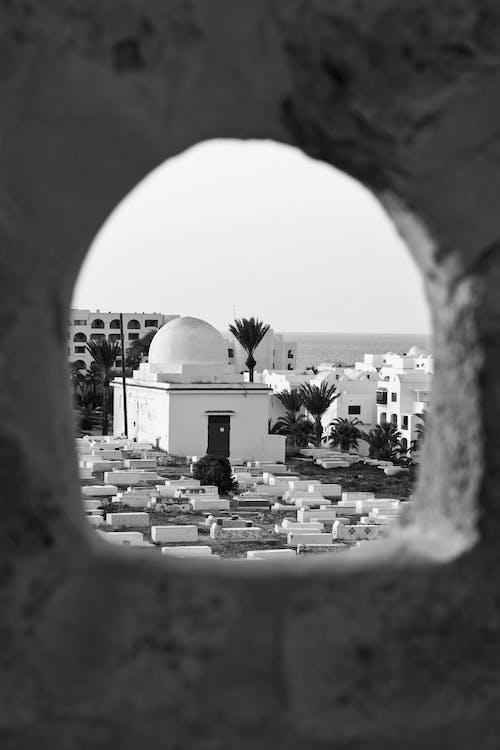 Fotobanka sbezplatnými fotkami na tému architektúra, budova, čierna a biela, čierny abiely