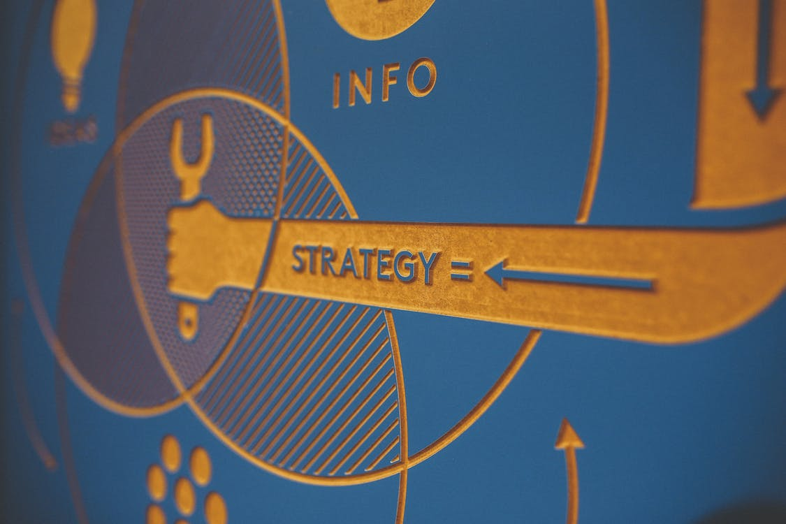 An image depicting marketing strategy.