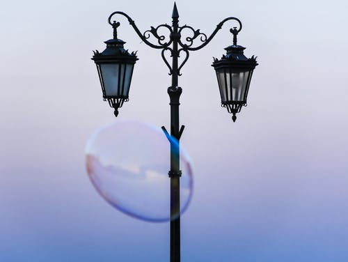 Free stock photo of bubble, gradient, lighter