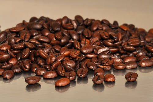 Darmowe zdjęcie z galerii z brązowy, kawa, kofeina, ziarna kawy