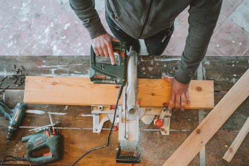 Immagine gratuita di artigiano, carpenteria, falegname