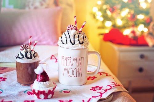Free stock photo of bedroom, birthday, breakfast, cake