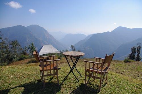 Free stock photo of blue, india, mountain, mountains