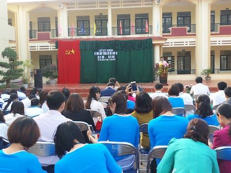 Trường THPT Chà Cang tọa đàm kỷ niệm 87 năm ngày thành lập hội Liên hiệp phụ nữa Việt Nam (20/10/1930 – 20/10/2017)