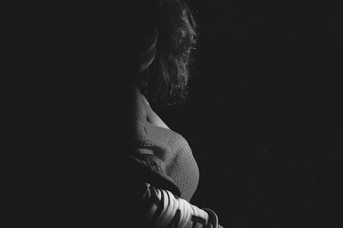 그림자, 모델, 블랙 앤 화이트, 사람의 무료 스톡 사진