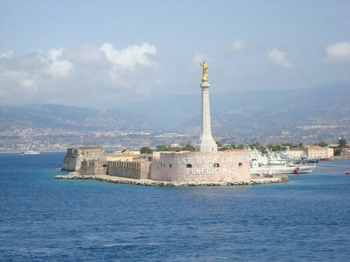 Free stock photo of by the sea, messina