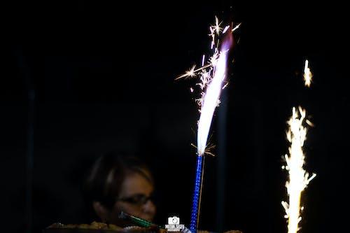 Free stock photo of bonfire, fire, light, music