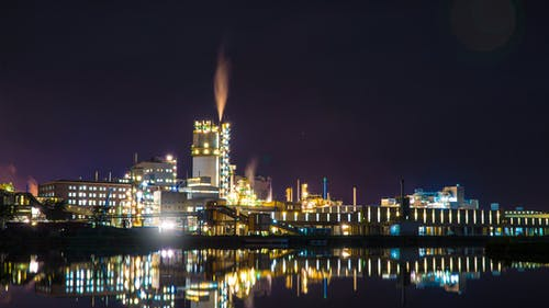 Free stock photo of chimney, heavy industry, industrial area, industrial plant