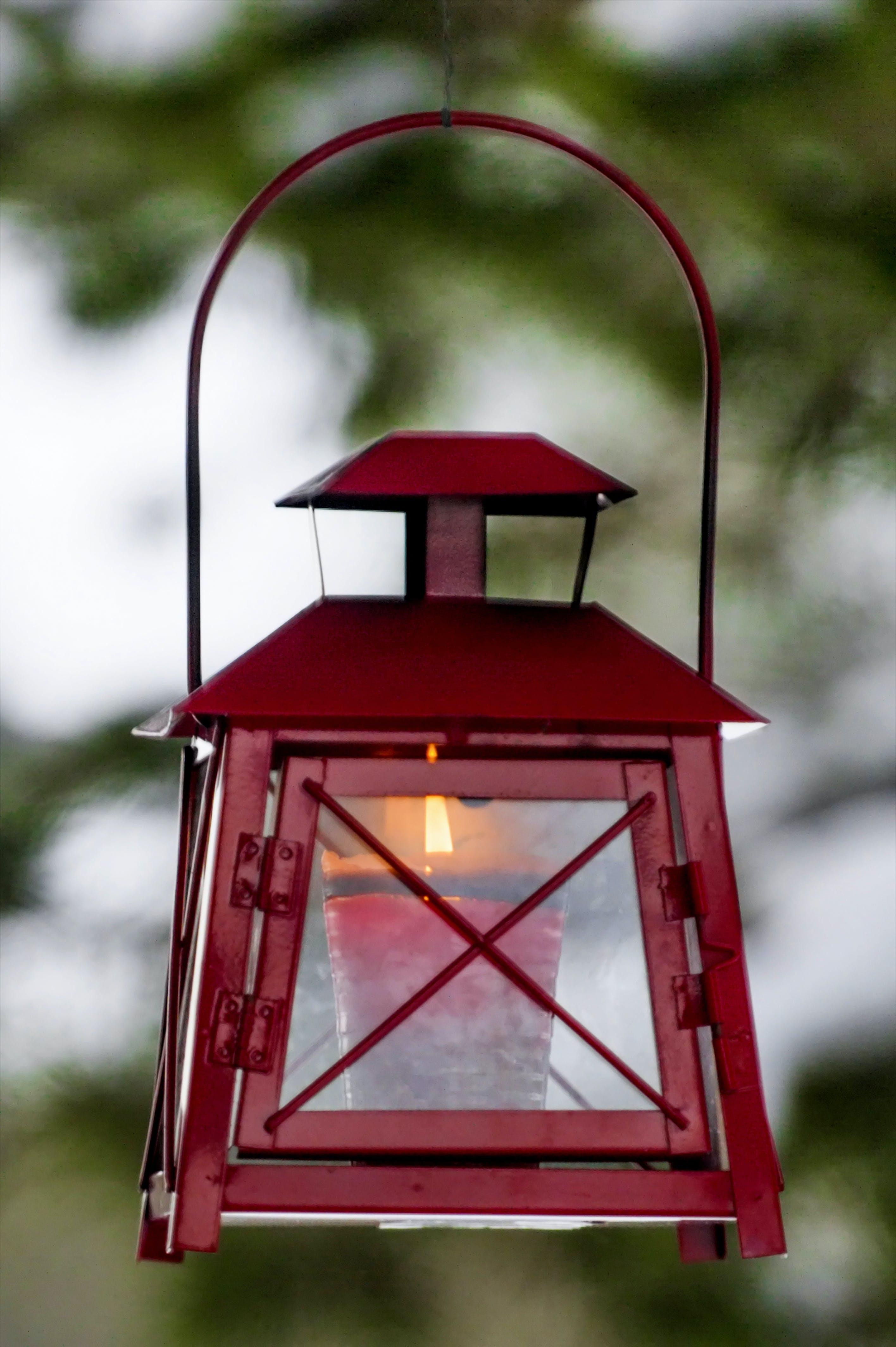 Gratis lagerfoto af lanterne, levende lys, lys, stearinlys