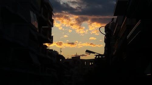 Free stock photo of cloud, cloud sunset, region