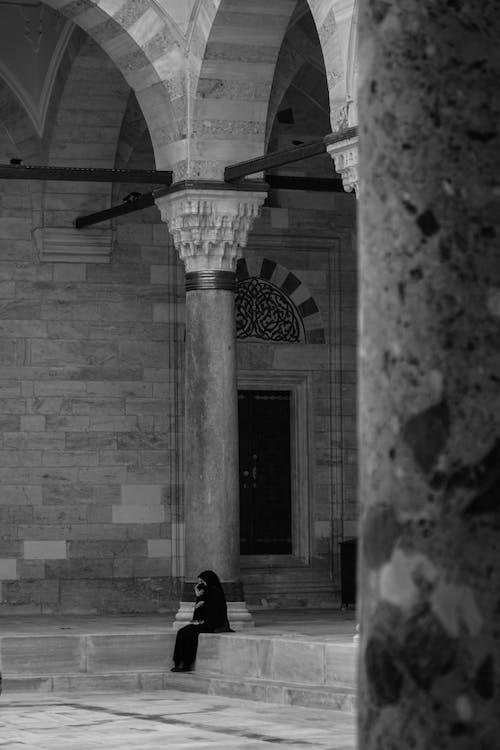 Бесплатное стоковое фото с Арка, архитектура, в помещении