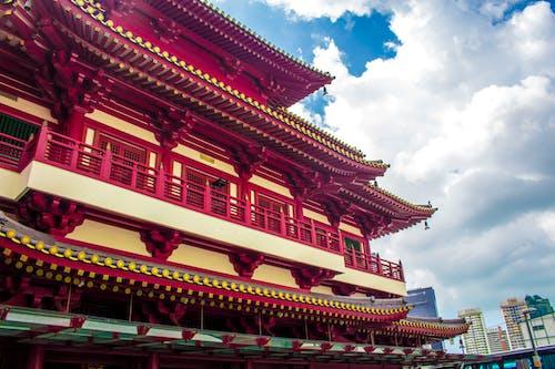 Δωρεάν στοκ φωτογραφιών με κινέζικα, ναός