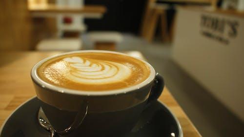 Ảnh lưu trữ miễn phí về bọt, cà phê, cà phê cappuccino, cafein