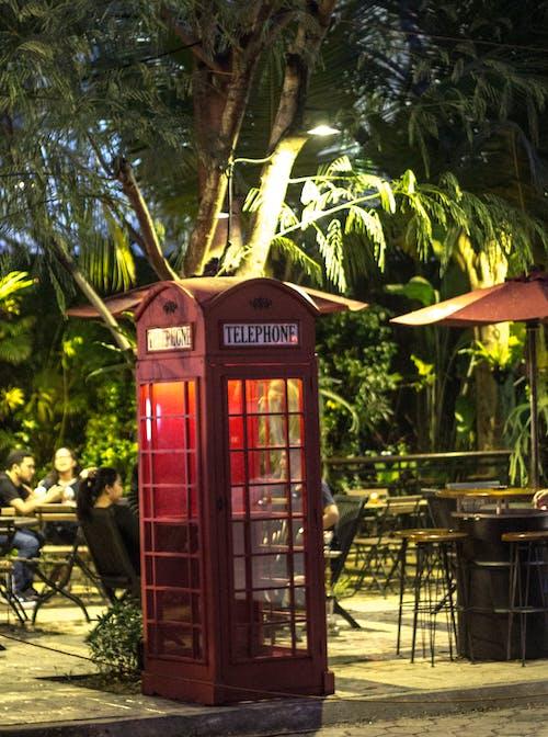 Δωρεάν στοκ φωτογραφιών με τηλεφωνικός θάλαμος
