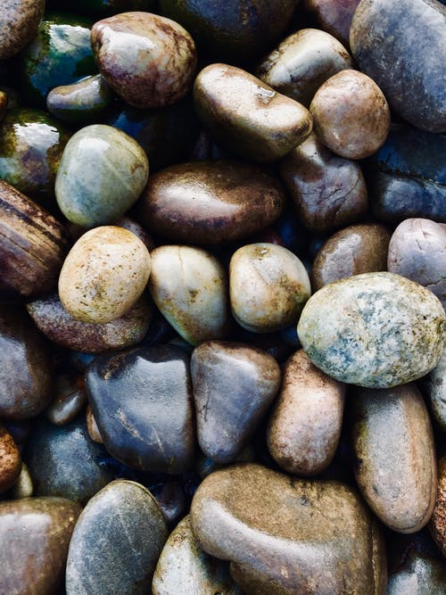 Free stock photo of beach, rocks, stones