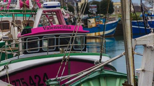 Gratis stockfoto met vissersboot