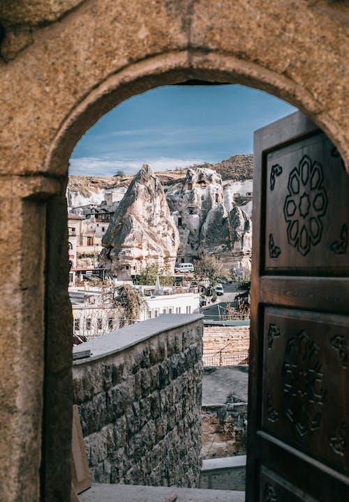 中世紀, 住, 入口 的 免費圖庫相片