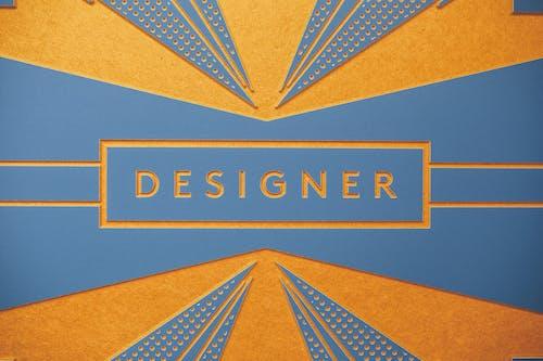 Fotos de stock gratuitas de diseñador, palabra