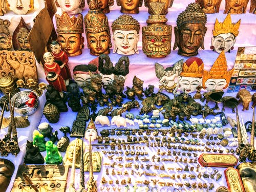 Free stock photo of ancientcity, bagan, burma