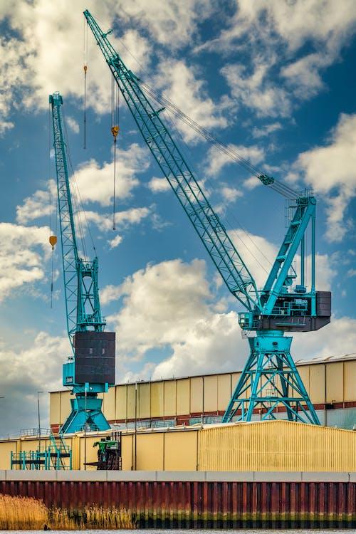 交通系統, 商業, 塔 的 免费素材图片