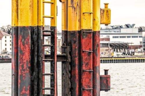 Free stock photo of iron, ladder, metal