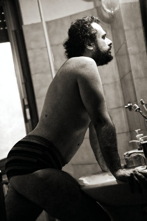 Free stock photo of bathroom, boudoir, dude