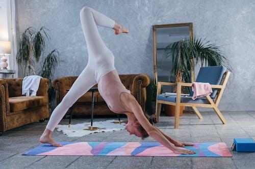 Free stock photo of adult, asana, ballerina