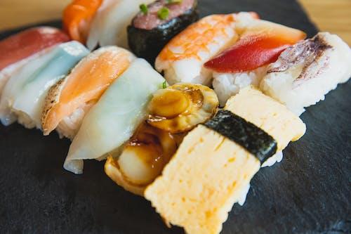 一部分, 亞洲食品, 什錦的 的 免費圖庫相片