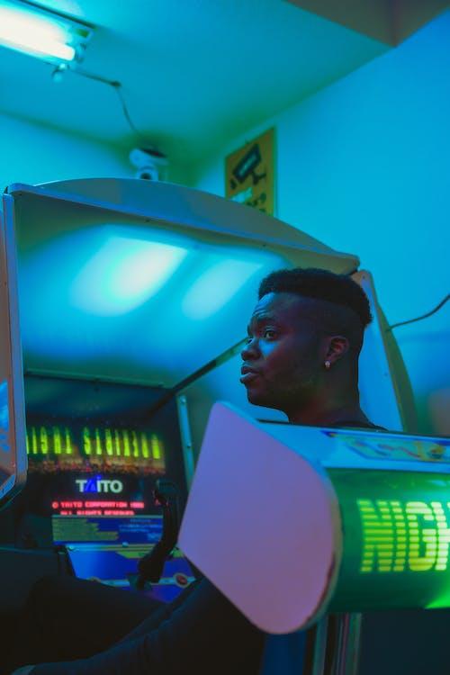 Безкоштовне стокове фото на тему «афро, афроамериканський чоловік, блискучий»