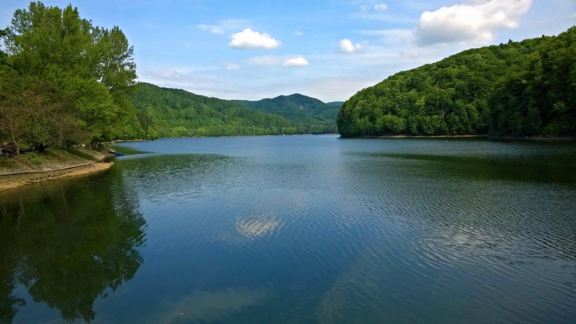 Free stock photo of #dam Firiza Romania