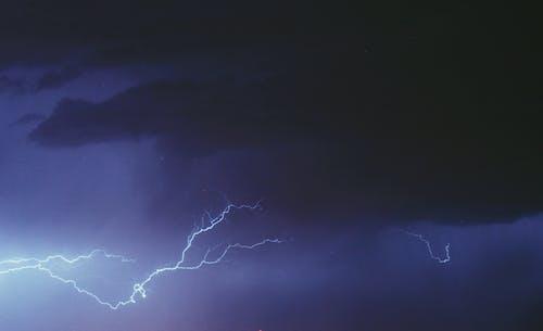 A Lightning Strike in the Sky