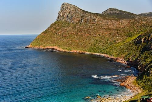 Gratis lagerfoto af bjerge, kystnært, strand, sydafrika