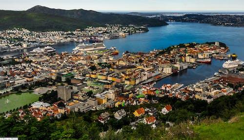 Gratis lagerfoto af bygninger, europa, ferie, havn
