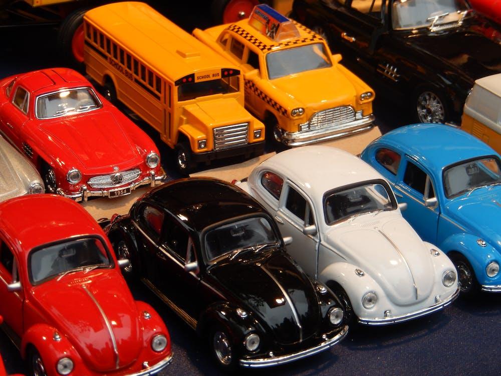 Free stock photo of car, kids toy