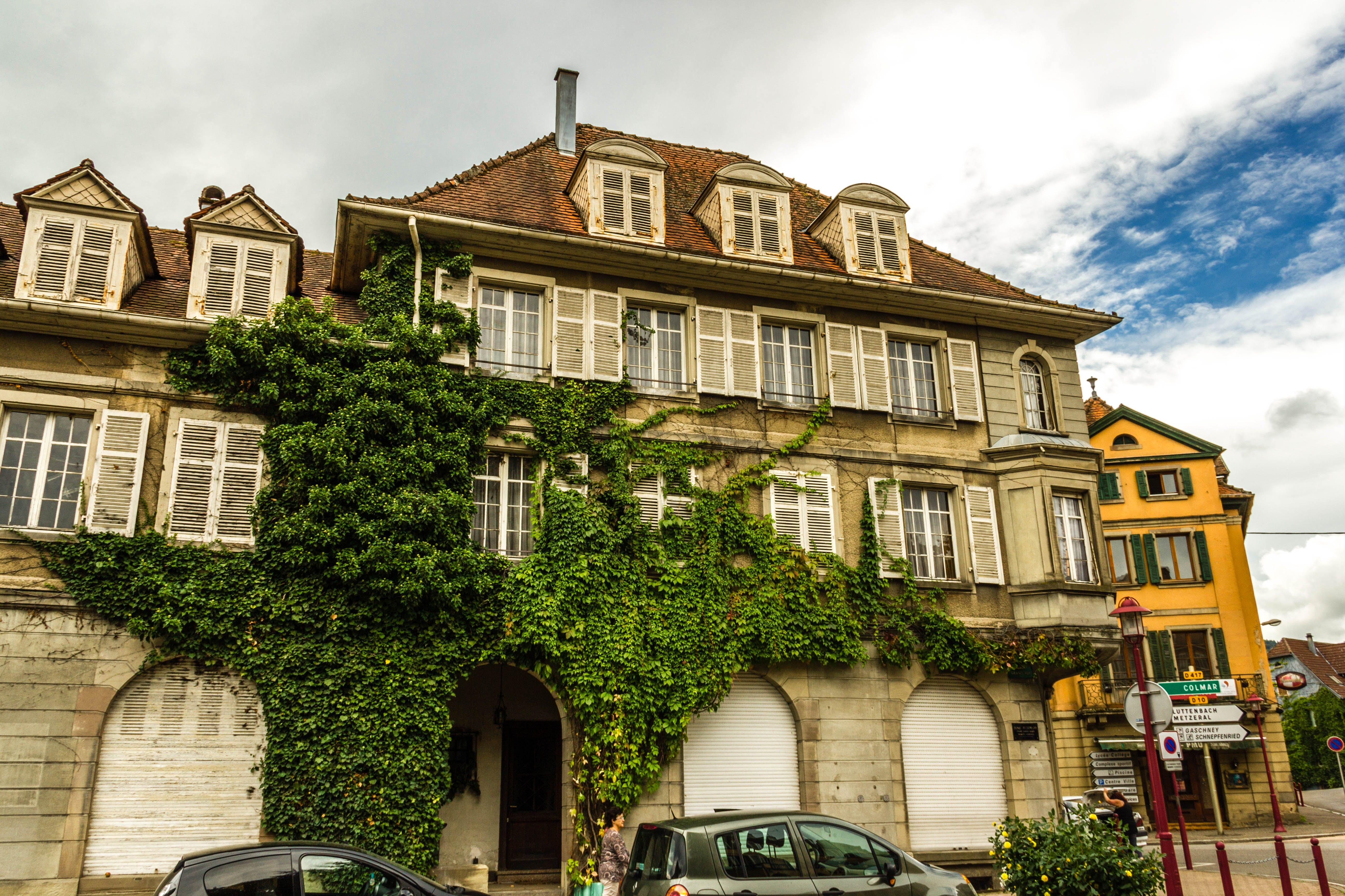 alsace, apartment, architecture