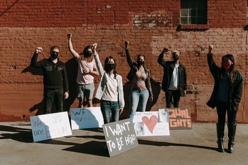 Free stock photo of acab, activism, adult