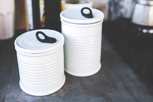 Kostenloses Stock Foto zu büchse, dose, keramik, küche