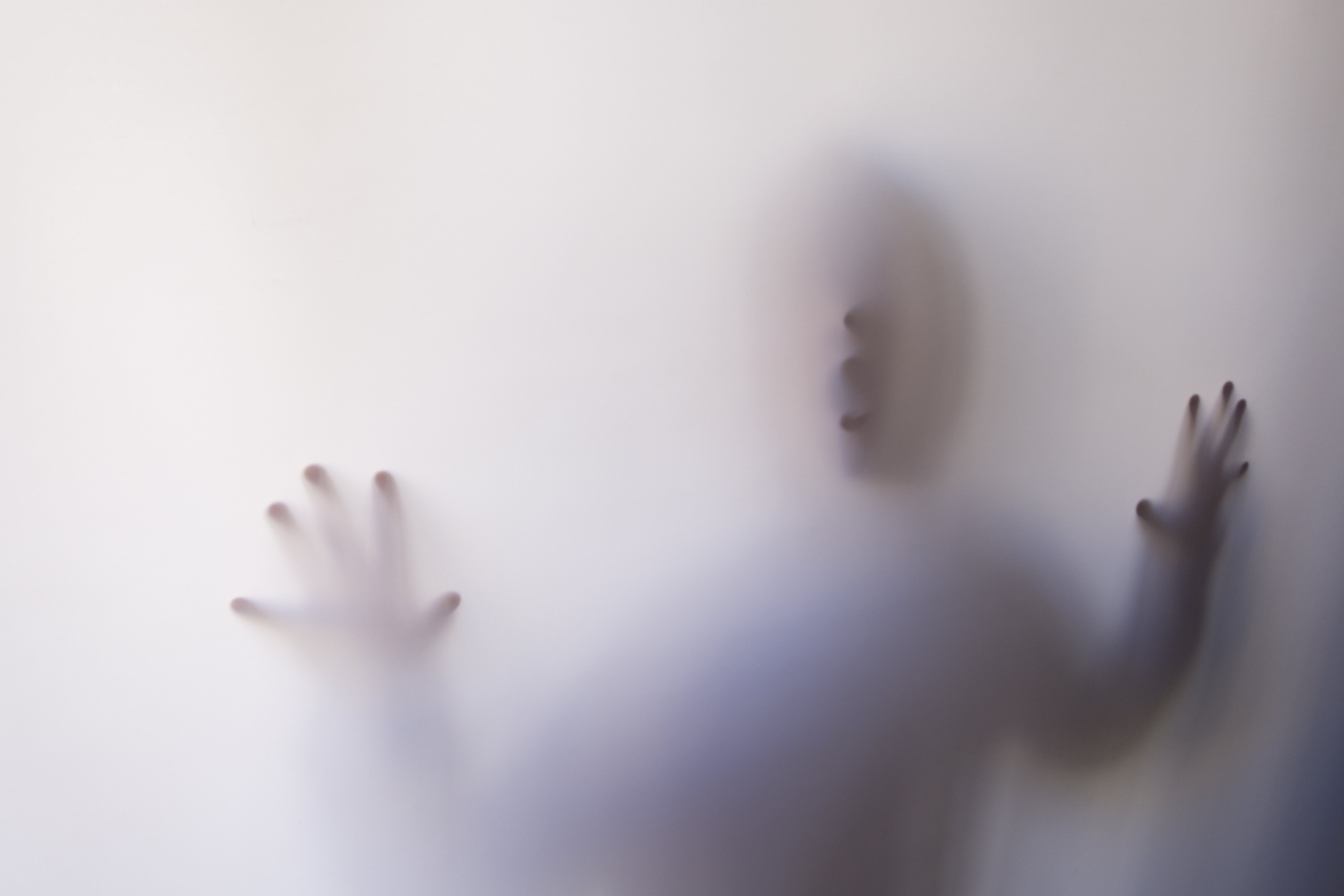 curtain, hands, indoors