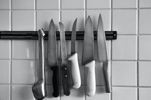 Ảnh lưu trữ miễn phí về ẩm thực, dao, dao cắt bánh mì