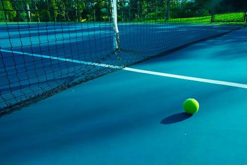 Ảnh lưu trữ miễn phí về bóng tennis, giày thể thao, ngươi chơi tennis