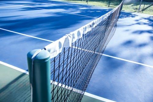 Ảnh lưu trữ miễn phí về bóng tennis, giày thể thao, sân quần vợt