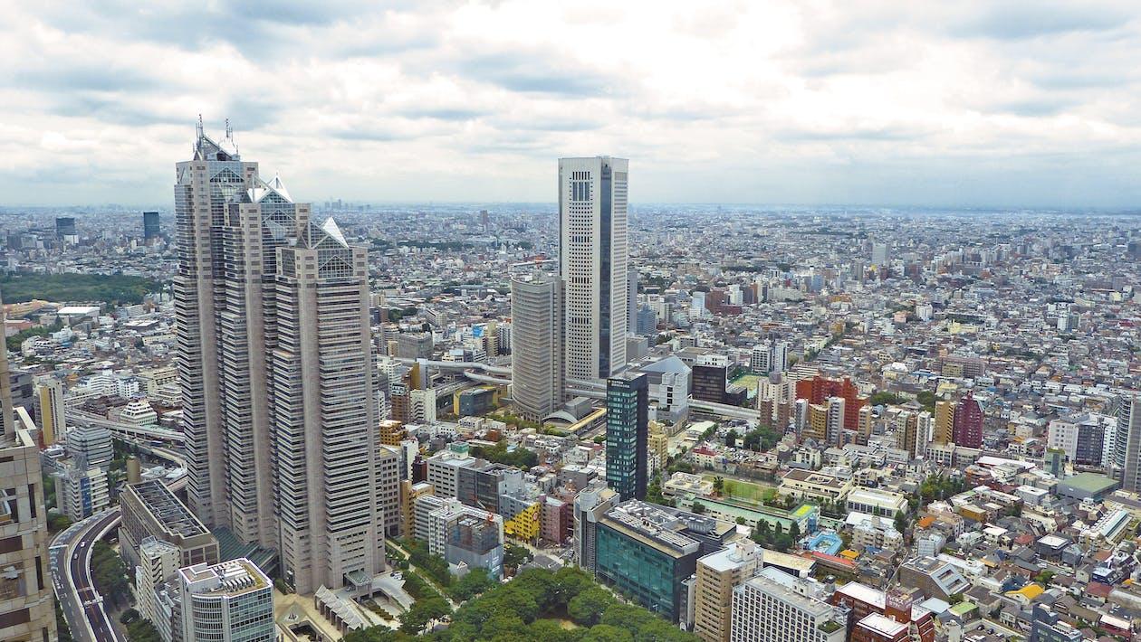 城市, 天際線, 市容