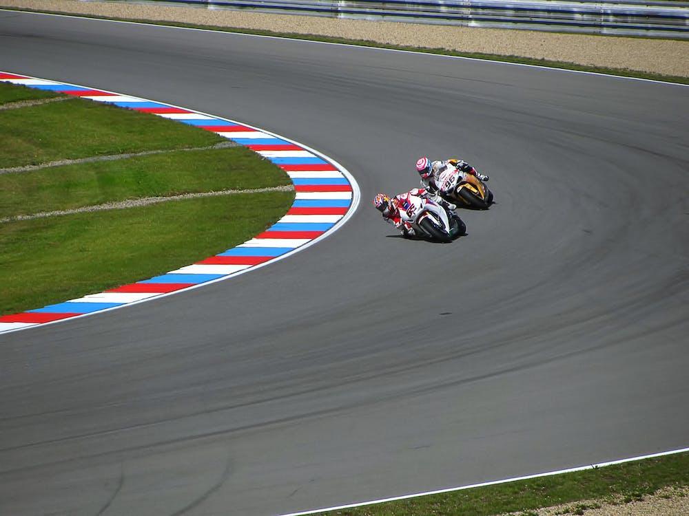 asfalt, bikers, circuit