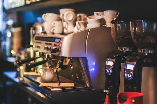 Professional coffee machine restaurant