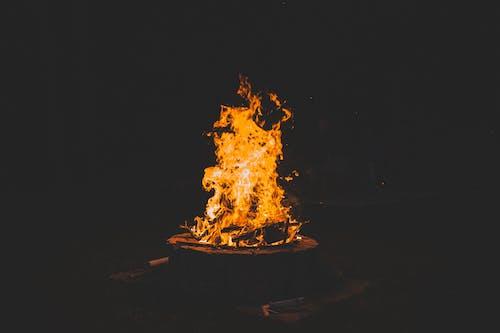 Darmowe zdjęcie z galerii z ciemny, ciepło, gorąco