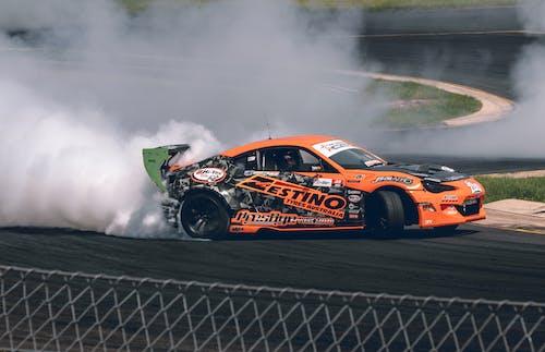 A Car Drifting
