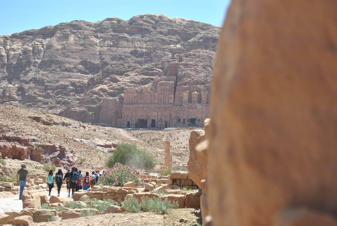 Free stock photo of brown, desert, jordan