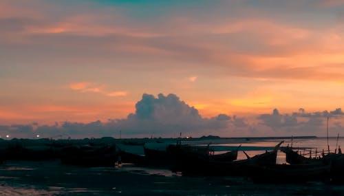 Photos gratuites de beau ciel, beau coucher de soleil, ciel spectaculaire