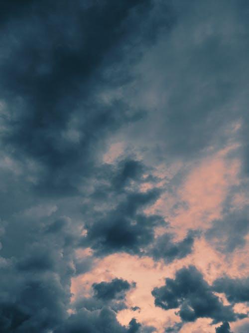 喜怒無常, 夏天, 夏季, 天堂 的 免費圖庫相片