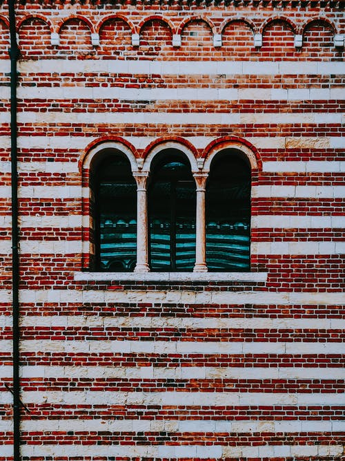 Old building with arched windows